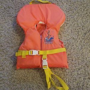 STEARNS infant life vest 🧡